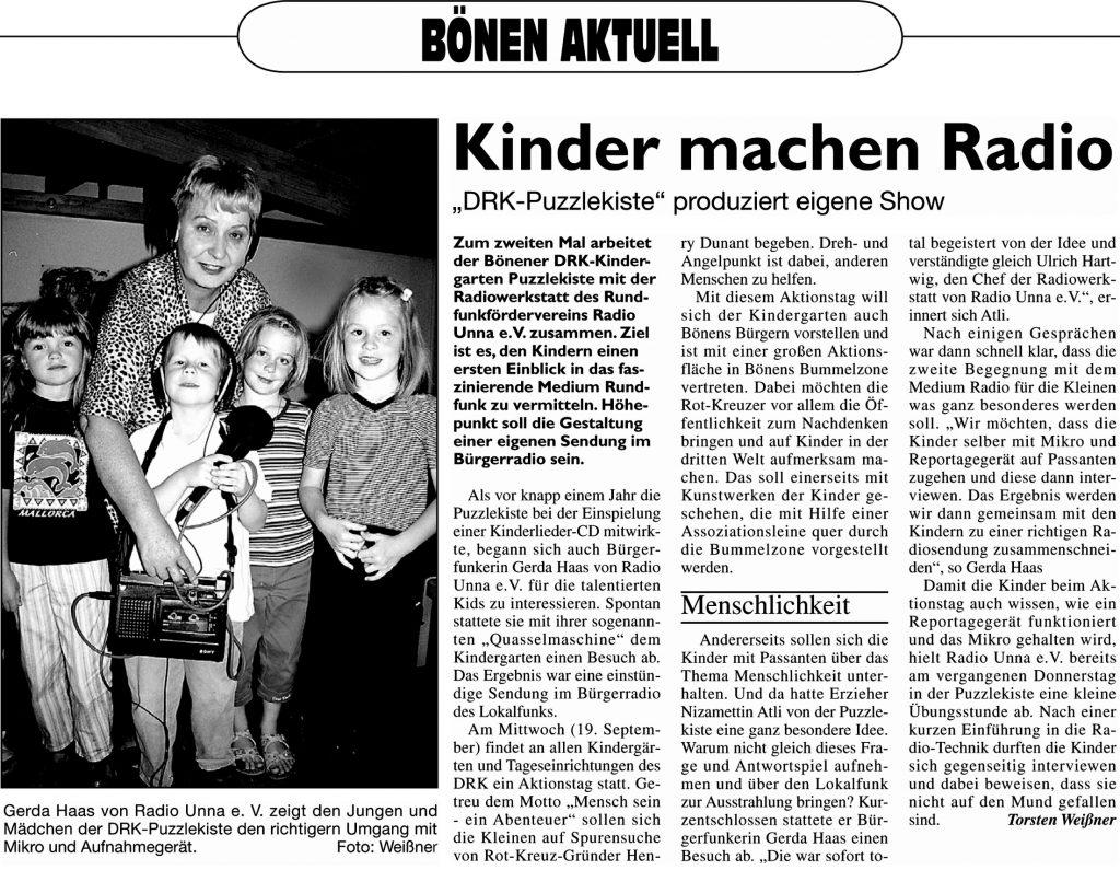 Presse_01_Stadtspiegel_05_09_01